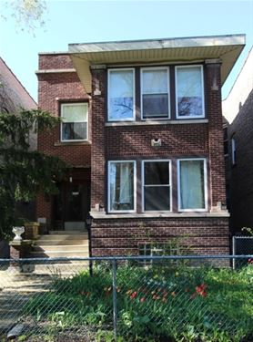 2752 W Giddings, Chicago, IL 60625 Ravenswood