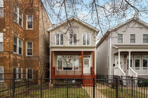 4457 N Springfield, Chicago, IL 60625 Albany Park