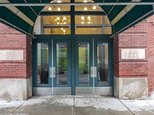 801 S Wells Unit 108, Chicago, IL 60607 South Loop