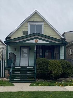 6328 S Whipple, Chicago, IL 60629 Marquette Park