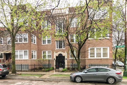 3059 W Wilson Unit 1, Chicago, IL 60625 Albany Park