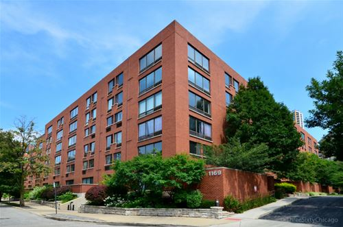 1169 S Plymouth Unit 504, Chicago, IL 60605 South Loop