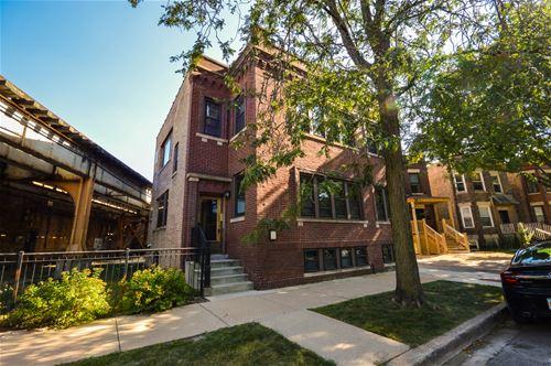 1809 W Patterson Unit 1, Chicago, IL 60613 Northcenter