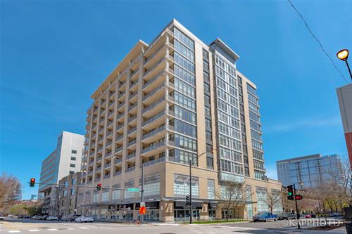 212 E Cullerton Unit 503, Chicago, IL 60616 South Loop