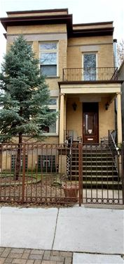 1123 W Wolfram Unit 2, Chicago, IL 60657 Lakeview