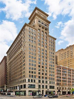 6 N Michigan Unit 1006, Chicago, IL 60602 The Loop