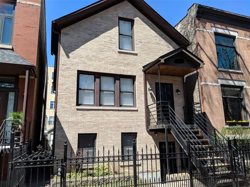 1626 N Claremont Unit G, Chicago, IL 60647 Bucktown