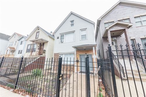 1642 N Campbell, Chicago, IL 60647 Logan Square