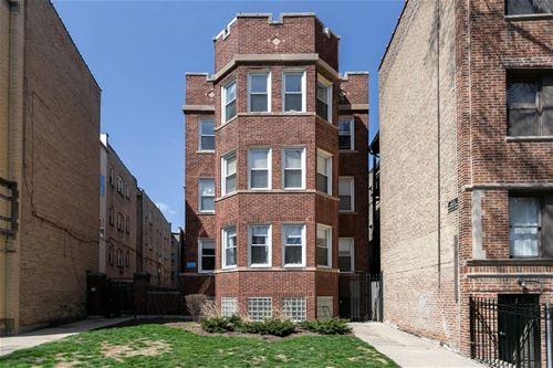 1662 W Farwell Unit GARDEN, Chicago, IL 60626 Rogers Park