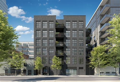 128 S Green Unit 3A, Chicago, IL 60607 West Loop