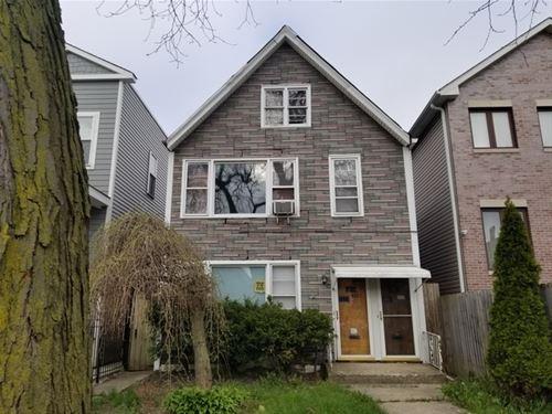 4222 N Bernard, Chicago, IL 60618