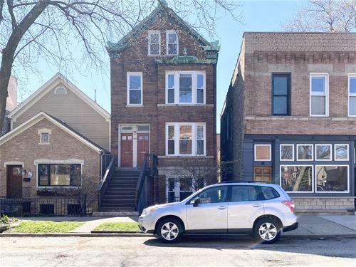 2018 N Hoyne Unit 1, Chicago, IL 60647 Bucktown