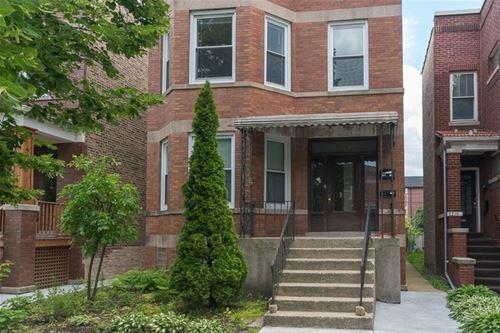 2215 W Addison Unit 2, Chicago, IL 60618 Roscoe Village