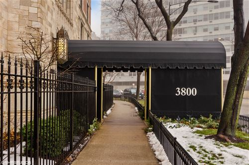 3800 N Lake Shore Unit 3D, Chicago, IL 60613 Lakeview