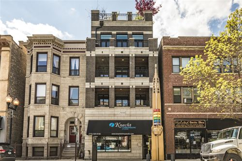 3444 N Halsted Unit 3, Chicago, IL 60657 Lakeview