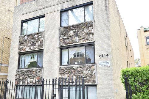 6144 N Francisco, Chicago, IL 60659 West Ridge