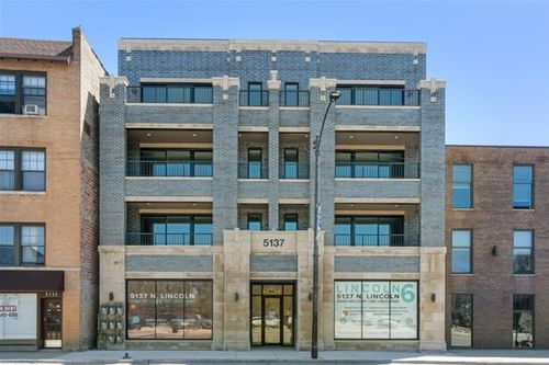 5135 N Lincoln Unit 3N, Chicago, IL 60625 Ravenswood