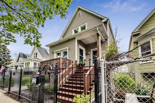 3343 W Hutchinson, Chicago, IL 60618 Irving Park