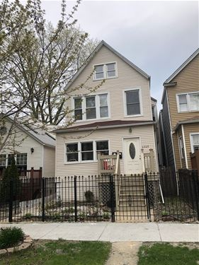 4649 N Springfield, Chicago, IL 60641 Albany Park