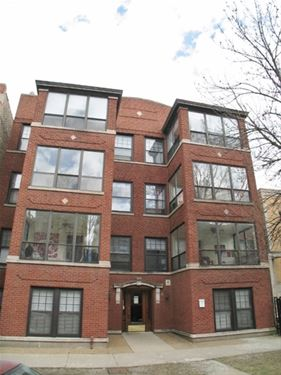 3711 N Fremont Unit 1, Chicago, IL 60613 Lakeview