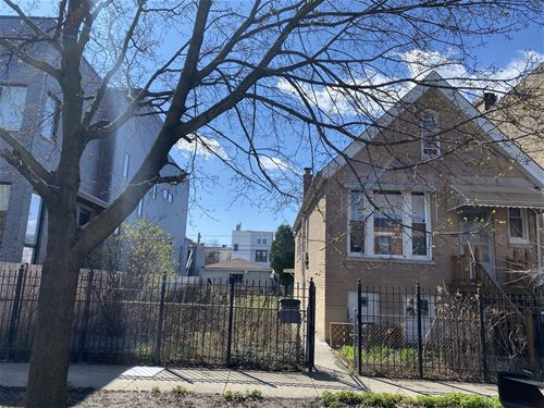 2223 W Huron, Chicago, IL 60612 Ukrainian Village