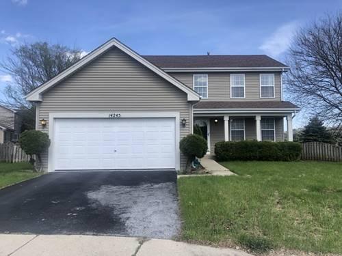 14245 S Chandler, Plainfield, IL 60544