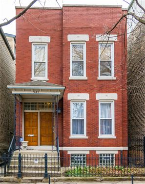 947 N Winchester, Chicago, IL 60622 East Village