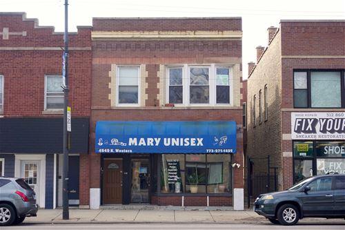 4540 N Western Unit 2, Chicago, IL 60625 Ravenswood