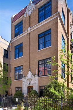 537 W Roscoe Unit 2, Chicago, IL 60657 Lakeview
