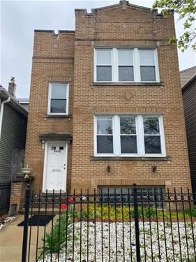 4212 N Kimball Unit 2, Chicago, IL 60618 Irving Park