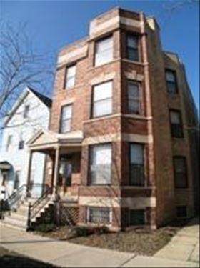 1742 W Addison Unit 3, Chicago, IL 60613 West Lakeview