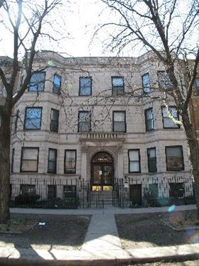 3824 N Sheffield Unit GARDEN, Chicago, IL 60613 Lakeview
