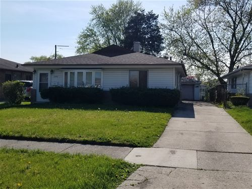 1376 Greenbay, Calumet City, IL 60409
