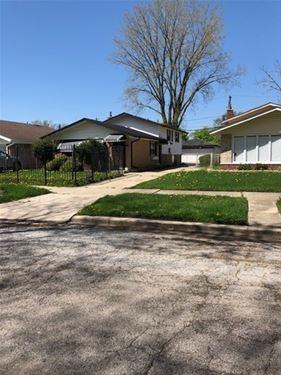 11648 S Racine, Chicago, IL 60643 West Pullman