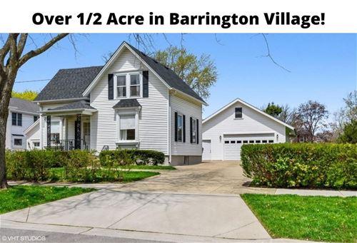 214 E Liberty, Barrington, IL 60010