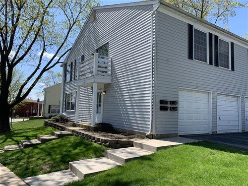 1270 Pleasant Unit D, Glendale Heights, IL 60139