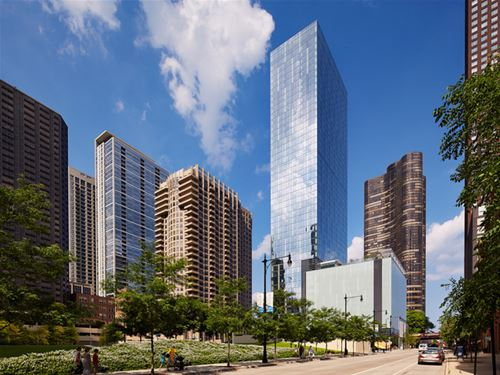 500 N Lake Shore Unit 2500, Chicago, IL 60611 Streeterville