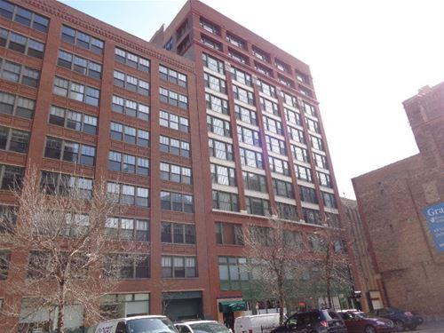 633 S Plymouth Unit 409, Chicago, IL 60605 South Loop