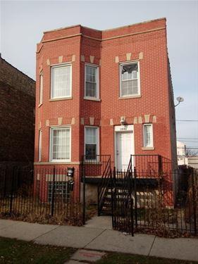3446 W Flournoy, Chicago, IL 60624 Homan Square