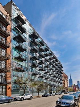 1224 W Van Buren Unit 508, Chicago, IL 60607 West Loop