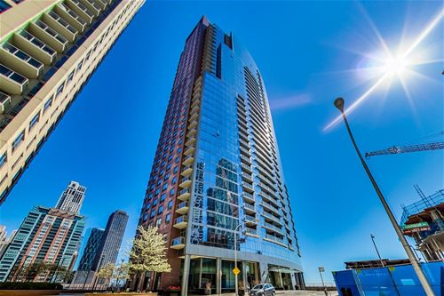 450 E Waterside Unit 1209, Chicago, IL 60601 New Eastside