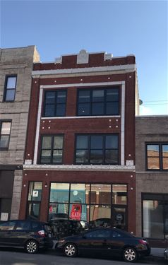 2321 W North Unit 3, Chicago, IL 60647 Wicker Park