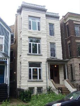 857 W Newport Unit 1, Chicago, IL 60657 Lakeview