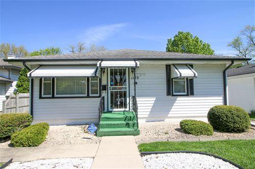 1153 W Marion, Joliet, IL 60436