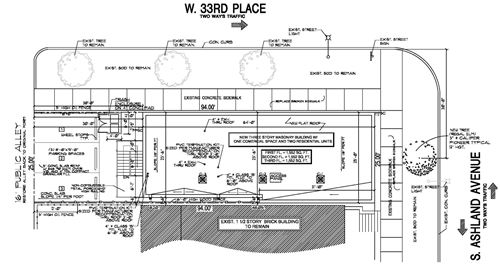 3334 S Ashland, Chicago, IL 60608 McKinley Park