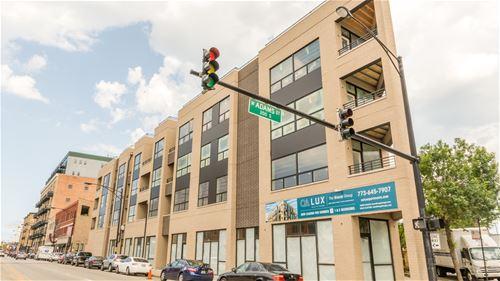 1650 W Adams Unit 405, Chicago, IL 60612 Near West Side