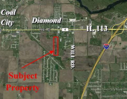 100 Border, Diamond, IL 60416