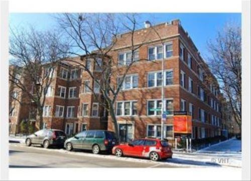 6832 N Ashland Unit 1, Chicago, IL 60626 Rogers Park