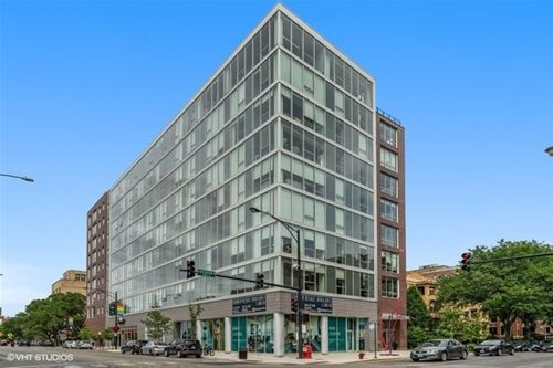 734 W Sheridan Unit 806, Chicago, IL 60613 Lakeview
