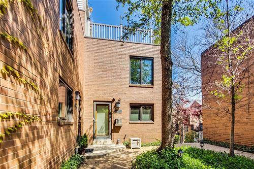 1657 N Vine, Chicago, IL 60614 Lincoln Park